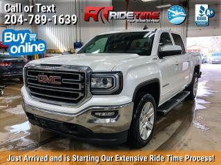 Used 2018 GMC Sierra 1500 SLE for sale in Winnipeg, MB