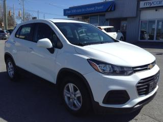 Used 2019 Chevrolet Trax LS POWERGROUP, A/C, LOW MILEAGE!! for sale in Kingston, ON