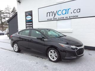 Used 2019 Chevrolet Cruze LT HEATED SEATS, ALLOYS, BACKUP CAM, BLUETOOTH!! for sale in North Bay, ON