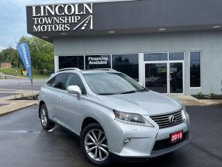 Used 2015 Lexus RX 350 for sale in Beamsville, ON