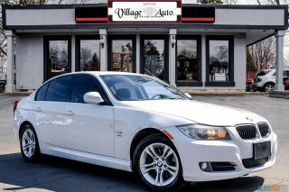 Used 2011 BMW 3 Series AWD, Leather, Sunroof for sale in Ancaster, ON