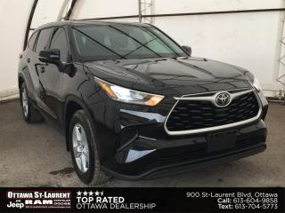 Used 2020 Toyota Highlander TRAILER TOW GROUP, 7 PASSENGER SEATING, for sale in Ottawa, ON