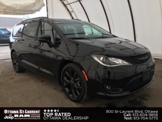 Used 2020 Chrysler Pacifica Limited 35th ANNIVERSARY EDITION, NAVIGATION, VENTILATED FRONT SEATS for sale in Ottawa, ON