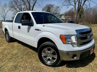 Used 2014 Ford F-150 XLT for sale in Guelph, ON