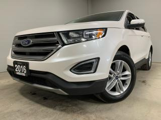 Used 2016 Ford Edge SEL for sale in Owen Sound, ON