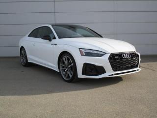 New 2021 Audi A5 2.0T Progressiv for sale in Regina, SK