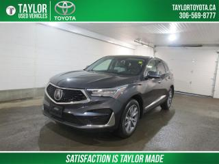 Used 2020 Acura RDX ELITE for sale in Regina, SK