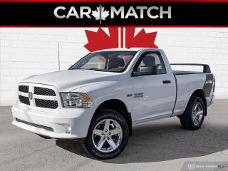 Used 2016 RAM 1500 EXPRESS / 4X4 / V8 / NO ACCIDENTS for sale in Cambridge, ON