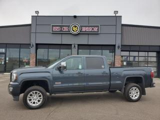 Used 2018 GMC Sierra 1500 4WD Crew Cab 143.5  SLT for sale in Thunder Bay, ON