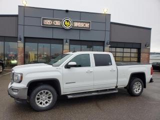 Used 2018 GMC Sierra 1500 4WD Crew Cab 143.5  SLE for sale in Thunder Bay, ON