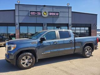 Used 2019 GMC Sierra 1500 4WD CREW CAB 147 for sale in Thunder Bay, ON