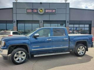 Used 2017 GMC Sierra 1500 4WD Crew Cab 143.5  SLT for sale in Thunder Bay, ON