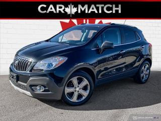 Used 2013 Buick Encore CONVENIENCE / NO ACCIDENTS / 111,717 KM for sale in Cambridge, ON