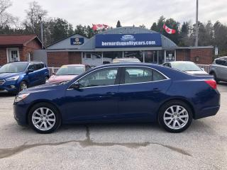 Used 2013 Chevrolet Malibu LT for sale in Flesherton, ON