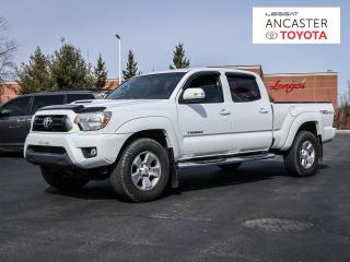 Used 2014 Toyota Tacoma V6 TRD SPORT for sale in Ancaster, ON