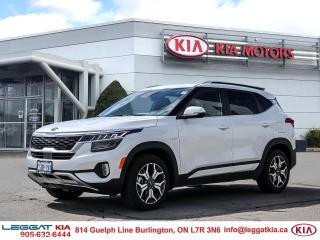 Used 2021 Kia Seltos EX PREM | DEMO | ONLY10000KMS | SAVETHOUSANDS for sale in Burlington, ON