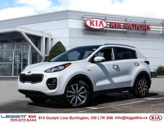 Used 2017 Kia Sportage EX TECH | FULLY LOADED/NAV/LEATHER/SUNROOF for sale in Burlington, ON