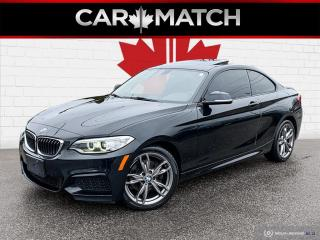 Used 2015 BMW 2-Series 228i xDrive / M SPORT / 89,501 KM for sale in Cambridge, ON