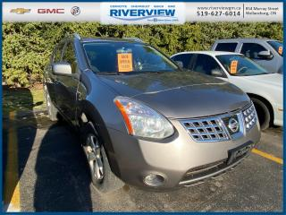 Used 2010 Nissan Rogue Sunroof | Cloth Seating | CD Player for sale in Wallaceburg, ON