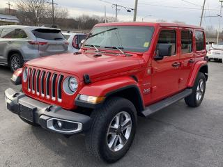 Used 2019 Jeep Wrangler Sahara for sale in Cobourg, ON