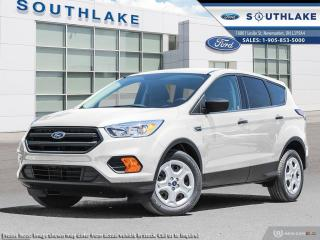 Used 2017 Ford Escape S for sale in Newmarket, ON