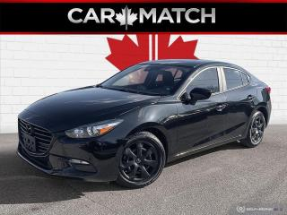 Used 2018 Mazda MAZDA3 GX / AUTO / NO ACCIDENTS / 48,993 KM for sale in Cambridge, ON