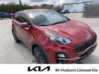 New 2021 Kia Sportage LX for sale in Listowel, ON