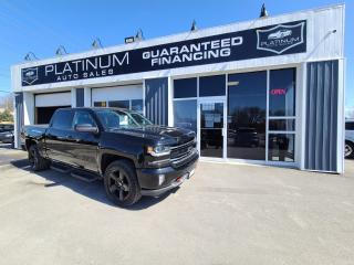 Used 2017 Chevrolet Silverado 1500 1LZ for sale in Kingston, ON