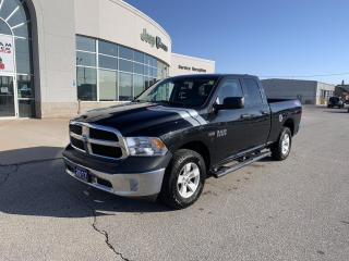 Used 2017 RAM 1500 4WD Quad Cab 140.5  ST for sale in Chatham, ON
