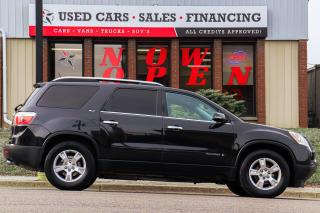 Used 2008 GMC Acadia SLT | AWD | Leather | Power Group | Alloys | Tints for sale in Oshawa, ON