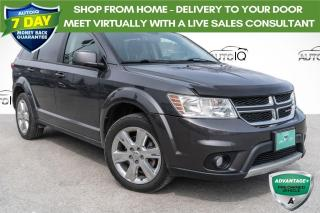Used 2015 Dodge Journey SXT V6 POWERED!!! CLEAN CARFAX!!! for sale in Barrie, ON