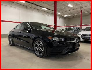 Used 2020 Mercedes-Benz CLA-Class CLA250 4MATIC *SOLD*  NAVIGATION PREMIUM for sale in Vaughan, ON
