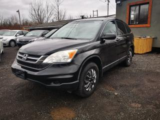 Used 2010 Honda CR-V LX for sale in Ottawa, ON