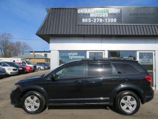 Used 2012 Dodge Journey SE Plus, ALLOYS, BLUETOOTH for sale in Mississauga, ON