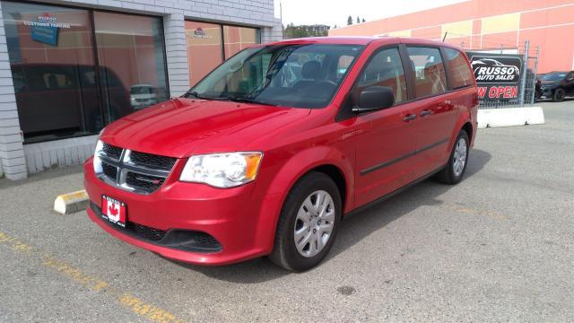 2014 Dodge Grand Caravan SE - Financing Available