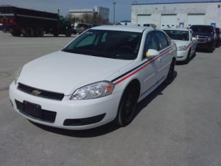 Used 2013 Chevrolet Impala police for sale in Innisfil, ON