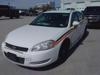 Used 2010 Chevrolet Impala police for sale in Innisfil, ON