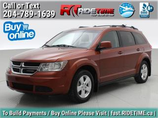 Used 2014 Dodge Journey SE Plus for sale in Winnipeg, MB
