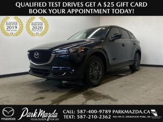 New 2021 Mazda CX-5 GX for sale in Sherwood Park, AB