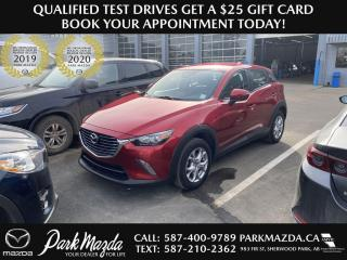 Used 2018 Mazda CX-3 50th Anniversary Edition for sale in Sherwood Park, AB
