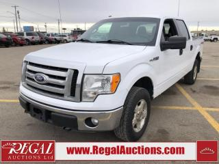 Used 2011 Ford F-150 XLT SUPERCREW SWB 4WD 5.0L for sale in Calgary, AB