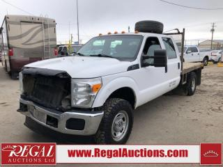 Used 2012 Ford F-350 XL CREW CAB 4WD 6.2L for sale in Calgary, AB