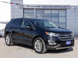 Used 2017 Ford Edge SEL 201A | 3.5L | NAV | ROOF | BLIS for sale in Winnipeg, MB