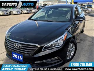 Used 2016 Hyundai Sonata 2.4L Sport for sale in Hamilton, ON