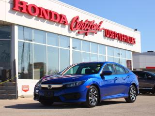Used 2018 Honda Civic SE | PUSH START | CARPLAY | for sale in Winnipeg, MB