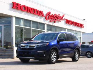 Used 2019 Honda Pilot EX-L Navi AWD | LEATHER | SUNROOF for sale in Winnipeg, MB