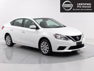 Used 2018 Nissan Sentra SV Backup Camera, Heated Seats, Cruise Control, Bluetooth for sale in Winnipeg, MB
