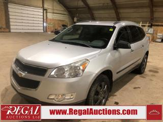 Used 2011 Chevrolet Traverse LS 4D Utility AWD for sale in Calgary, AB