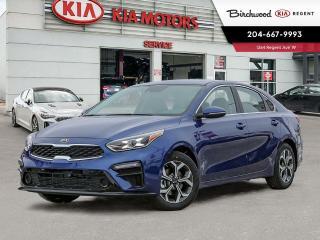 New 2021 Kia Forte EX *Heated Steering Wheel for sale in Winnipeg, MB