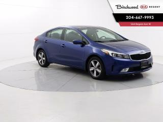 Used 2018 Kia Forte LX+ | Low Km's | Android Auto | Apple Carplay | Rearview Camera | for sale in Winnipeg, MB